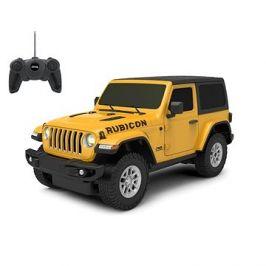 Jamara Jeep Wrangler JL 1:24 27MHz žlutý