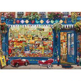 Schmidt Puzzle Hračkářství 1000 dílků