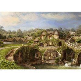 Schmidt Puzzle Přírodní dům 1000 dílků