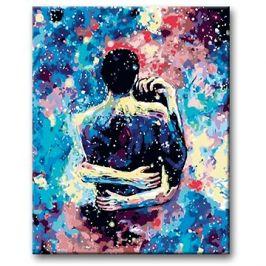 Malování podle čísel - Barevné objetí