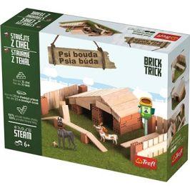 Trefl Brick Trick Psí bouda
