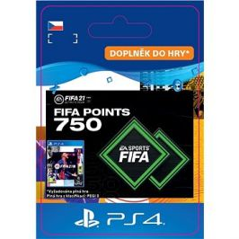 FIFA 21 ULTIMATE TEAM 750 POINTS - PS4 CZ Digital