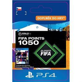 FIFA 21 ULTIMATE TEAM 1050 POINTS - PS4 CZ Digital