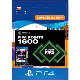 FIFA 21 ULTIMATE TEAM 1600 POINTS - PS4 CZ Digital