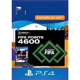 FIFA 21 ULTIMATE TEAM 4600 POINTS - PS4 CZ Digital