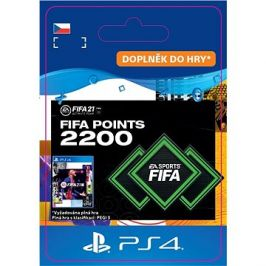 FIFA 21 ULTIMATE TEAM 2200 POINTS - PS4 CZ Digital