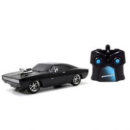 Jada Rychle a zběsile RC auto 1970 Dodge Charger 1:24