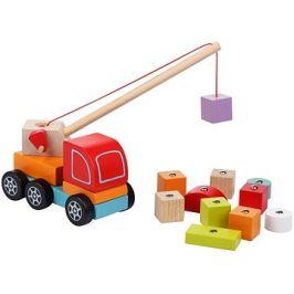 Cubika 13982 Autojeřáb s magnetem