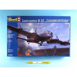 Plastic ModelKit letadlo 04295 - Avro Lancaster