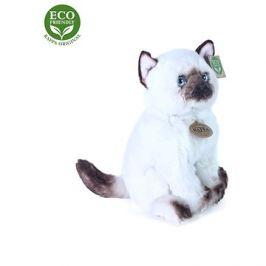 Rappa Eco-friendly siamská kočka 25 cm
