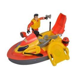 Simba Požárník Sam Vodní skútr Juno s figurkou