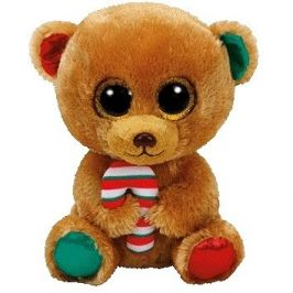 Beanie Boos Bella - Medvídek s cukrátkem 24 cm