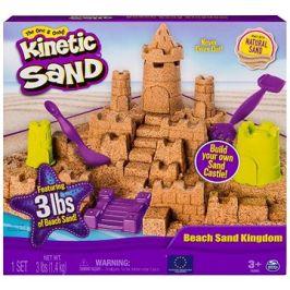 Kinetic sand Velký písečný hrad