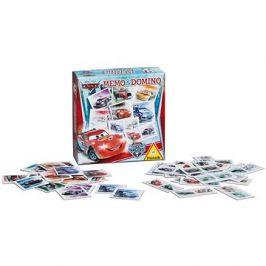 Pexeso & Domino - Cars Ice Racers