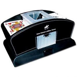 Míchačka na karty černá (na baterie)