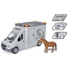 Wiky Dodávka s koníkem