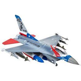 ModelSet letadlo 63992 - F-16C USAF