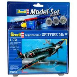 ModelSet letadlo 64164 - Spitfire Mk. V