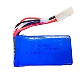 FM electric originální akumulátor 7,4V/1500mAh pro loď FT009