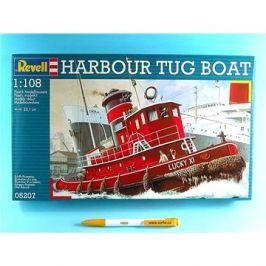 Plastic ModelKit loď 05207 - Harbour Tug Boat