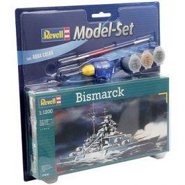 ModelSet loď 65802 - Bismarck