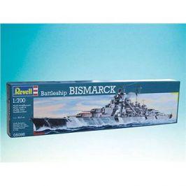 Plastic ModelKit loď 05098 - Battleship Bismarck
