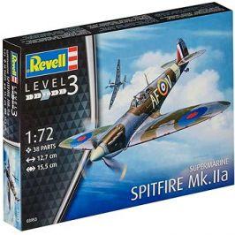 Plastic ModelKit letadlo 03953 - Spitfire Mk. IIa