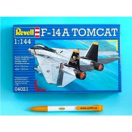 Plastic ModelKit letadlo 04021 - F-14A Tomcat