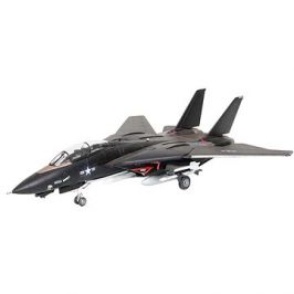 Plastic ModelKit letadlo 04029 - F14A Tomcat 'Black Bunny'