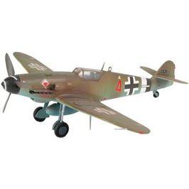 Plastic ModelKit letadlo 04160 - Messerschmitt Bf 109 G-10