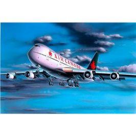 Plastic ModelKit letadlo 04210 - Boeing 747-200 Air Canada
