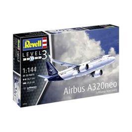 Modelset letadlo 63942 - Airbus A320 neo Lufthansa