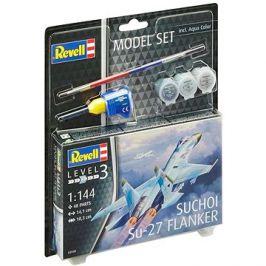ModelSet letadlo 63948 - Suchoi Su-27 Flanker
