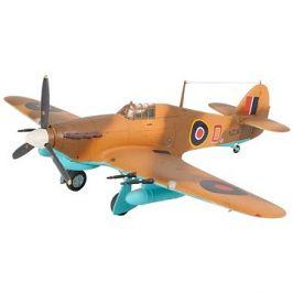 Plastic ModelKit letadlo 04144 - Hawker Hurricane Mk.IIC