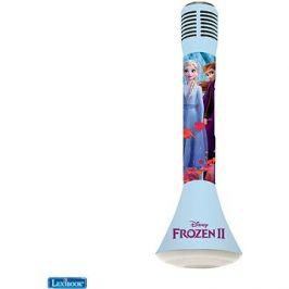 Lexibook Frozen Bezdrátový karaoke mikrofon s reproduktorem a měničem hlasu