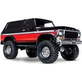 Traxxas TRX-4 Ford Bronco 1:10 TQi RTR červený