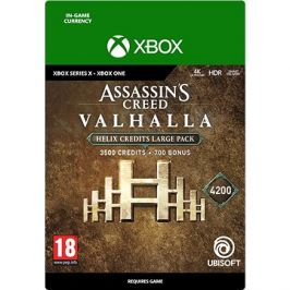 Assassins Creed Valhalla: 4200 Helix Credits Pack - Xbox Digital
