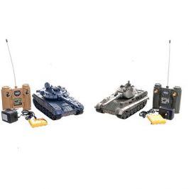 Tank RC 2ks + dobíjecí pack tanková bitva