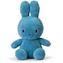 Miffy Sitting Terry Ocean Blue 33cm