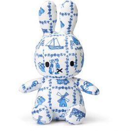 Miffy Sitting Delft Blue 23cm