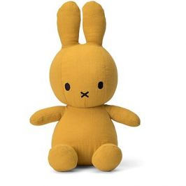 Miffy Sitting Mousseline Yellow 23cm