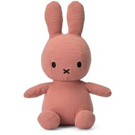 Miffy Sitting Mousseline Pink 23cm