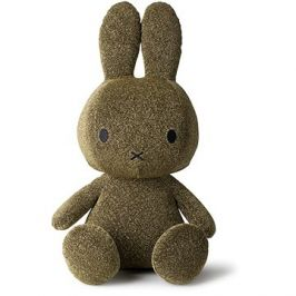 Miffy Sitting Sparkle Gold 50 cm