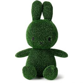 Miffy Sitting Sparkle Green 23cm