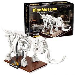 LiNooS stavebnice 188ks skelet mamut