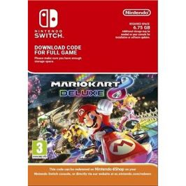 Mario Kart 8 Deluxe - Nintendo Switch Digital
