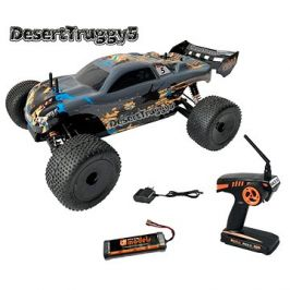 DesertTruggy 5 Brushed truggy 1:10 RTR