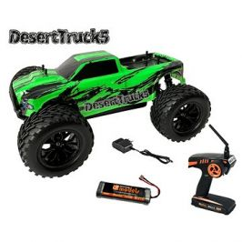 DesertTruck 5 Brushed Monster truck 1:10 RTR