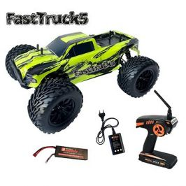 FastTruck 5 Brushless monster truck RTR