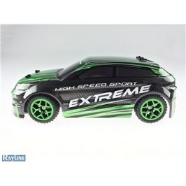X-Knight auto 1:18 RTR 4WD zelený